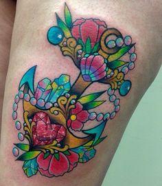 Under the sea tattoo