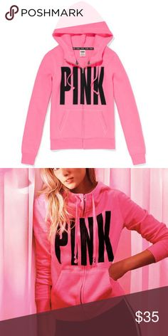 VS PINK pink funnel neck sweater Great condition! Hardly used, worn less than one 5 times. No stains or rips, very warm. Picture #2 is showing the style. Size large, no longer wear it. Will upload pictures tonight. PINK Victoria's Secret Sweaters Cowl & Turtlenecks