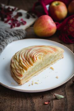 Sweet Desserts, Sweet Recipes, Grolet, Banoffee Pie, Just Bake, Vegan Dessert Recipes, Piece Of Cakes, Food And Drink, Baking