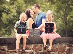 27 Pregnancy & Sibling Announcement Ideas