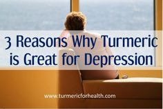Turmeric not only helps in depression, but also take care of so many other health issues too.