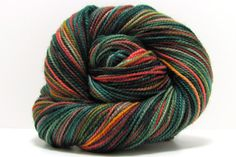 Wool Sock Yarn by Koigu Wool Designs. $12.00, via Etsy.