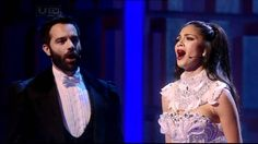 "Nicole Scherzinger - Phantom Of The Opera (Royal Variety Performance - December JOJ fabulous as always. Ramin Karimloo And what the heck is Nicole Scherzinger doing singing stuff like ""Loosen up my buttons, baby"" if she can sing like this? Nicole Scherzinger, Music Sing, Good Music, My Music, John Owen, Opera Music, Ramin Karimloo, Pop Singers, Opera Singers"