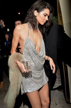 Kendall Jenner at her 21st Birthday