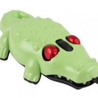 Crocodile computer mouse