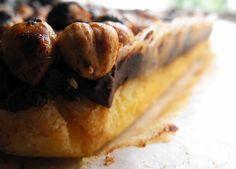 Uma adaptação do tradicional picado de abelha, agora com um pouco de nutella