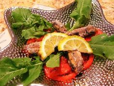 Sardine Cracker Spread #recipe | Carefree Cooking Magazine