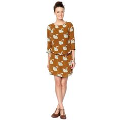 FOSSIL® Clothing Dresses & Skirts:Women Ginger Dress WC8419