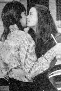 David and Susan in the partridge family - CraftIdea. 70s Actors, Actors & Actresses, Jeremy Gelbwaks, Danny Bonaduce, Susan Dey, Shirley Jones, City Boy, Partridge Family, Movie Couples