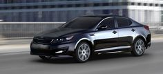 Kia Optima Midsize Sedan | Kia Mobile