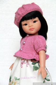 Ателье для Сакуры. Игровые куклы Паола Рейна 32 см / Paola Reina, Antonio Juan и другие испанские куклы / Бэйбики. Куклы фото. Одежда для кукол
