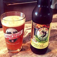 Vermont Maple Wheat Ale - Rock Art Brewery   Morrisville, Vermont  5,3% ABV
