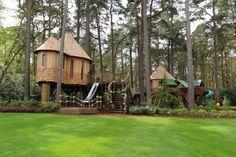 Da gioco per bambini a lusso per adulti: questa è la trasformazione della casa sull'albero. Quella che un tempo era solo una piccola costruzione in legno, arrangiata per la fantasia dei più piccoli, adesso è diventata un rifugio romantico extra-luxury. Almeno stando al concept d