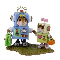Wee Forest Folk. Want it
