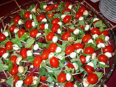 Tomato-Basil-Cheese Balls