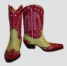 New Cowboy Boots - ------Insurrection Apparel & Boots--------