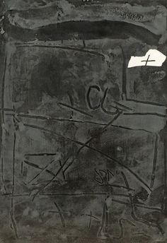 Antoni Tàpies. Espoir, 1988