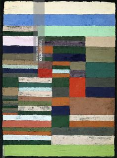 Individualized altimetry of stripes by Paul Klee (1879-1940), pastel on paper Individualized altimetry of stripes, by Paul Klee (1879-1940), pastel on paper. Details Credit: DEA PICTURE LIBRARY Creative #: 153047450 Licence type: Rights-managed Collection: De Agostini Picture Library