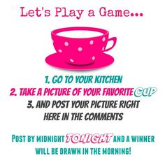 Facebook group game idea