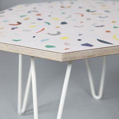 Terrazzo Side Table – Humblesticks