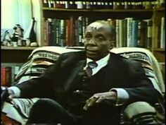 """Howard Thurman - """"What Do You Want, Really"""" - YouTube"""