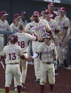Florida State wins big in College World Series