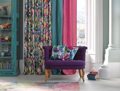 Petite Mode by bluebellgray available from James Dunlop Textiles