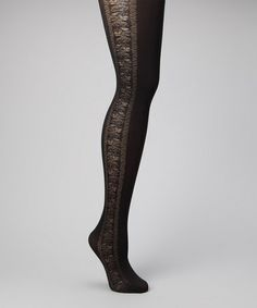 Take a look at this Black Opera 60 Tights by Ori on #zulily today!