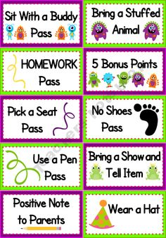 Behavior Coupons - Free