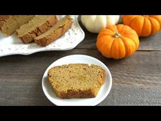 This delicious coconut flour pumpkin bread is grain free and dairy free, perfect for anyone avoiding grains or on the paleo diet. Print this recipe here: htt. Coconut Flour Chocolate Cake, Coconut Oil Fudge, Fudge Recipes, Keto Recipes, Quick Recipes, Dairy Free, Grain Free, Gluten Free, Cauliflower Tortillas