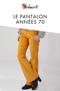 Modèle Paul - Patron de couture PDF disponible en ligne sur Makerist.fr  Paul, c'est un seul patron pour 3 pantalons : fuselé, large ou patte d'éph. Un indispensable de votre garde robe !  #couture #coudre #passioncouture #inspirationcouture #diy #tutocouture #patronscouture #patrondecouture #faitmain #cousumain #coudrerendheureux #coudreavecmakerist #couture #couturefacile #tuto #tutorielcouture  #makeristfrance #jecoudsdoncjesuis Pants, Diy, Fashion, Budget, Patron Robe, Trousers, Couture Facile, Sewing, Fishing Line
