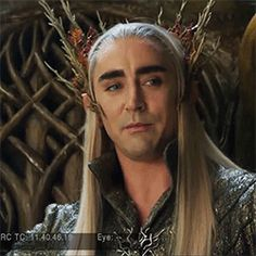 """Thranduil is dangerous and he's cold. It very different from me. I'm actually a really nice guy"" Lee Pace"
