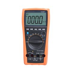Brand New Electrical Instruments VC97 3 3/4 Auto Range Digital Multimeter Voltmeter Ammeter Temp Ohm Tester Large LCD Meter #Affiliate