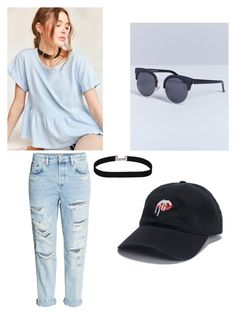 """""""Atl"""" by haley-foust on Polyvore featuring Kimchi Blue and Lane Bryant"""