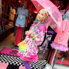 Harajuku Style, Harajuku Girls, Harajuku Fashion, Kawaii Fashion, Lolita Fashion, Japanese Street Fashion, Tokyo Fashion, Asian Fashion, Pastel Fashion