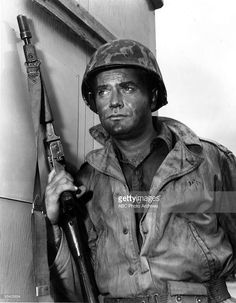 Vic Morrow as Sergeant Chip Saunders