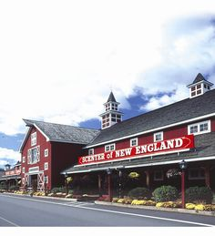 Yankee Candle Village, in South Deerfield MA, is one of New England's most popular attractions, and they offer free admission! Read the article here: http://visitingnewengland.com/blog-cheap-travel/?p=6977. Photo: Visit Massachusetts Flickr page.