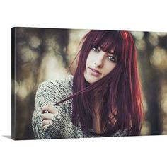 Canvas On Demand Alexandra by Arnold Eszenyi Photographic Print on Canvas Size: