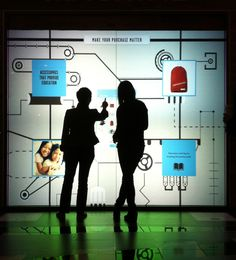 The Future Of Retail: Experiences Per Square Foot Interactive Walls, Interactive Installation, Interactive Design, Retail Experience, Customer Experience, Digital Retail, Retail Technology, Digital Projection, Digital Signage