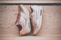 "Nike WMNS Air Max 1 Cut Out ""Metallic Red Bronze"" - EU Kicks: Sneaker Magazine"