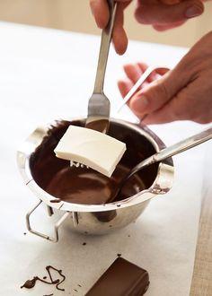 """Tvarohové """"míša"""" tyčinky proděti - Proženy Chocolate Fondue, Food, Meals"""