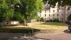 Chessel's Court [EDINBURGH, SCOTLAND]