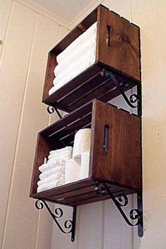 Storage Crates for Bathroom or Kitchen picture 3