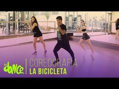La Bicicleta - Shakira ft. Carlos Vives - Coreografía - FitDance Life - YouTube