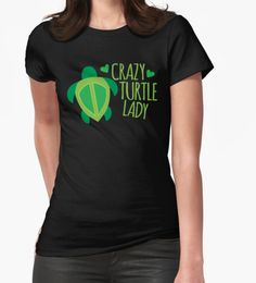 This t-shirt that perfectly sums you up. | 22 Things Every Turtle Lover Needs In Their Life