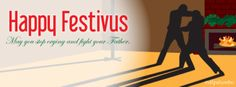 It's A Festivus Miracle! Happy Festivus, Stop Crying, Seinfeld, You Are The Father, Cover Photos