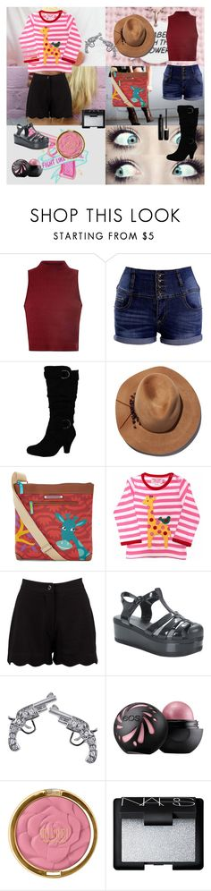 """Soul Eater - Patty Thompson"" by animedowntherunway ❤ liked on Polyvore featuring Glamorous, Eugenia Kim, Lily Bloom, Toby Tiger, Boohoo, NARS Cosmetics, Marc Jacobs, nerd, anime and CasualCosplay"