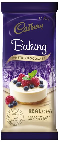 CADBURY's range of #Baking#Chocolate #blocks are all made using real cocoa…