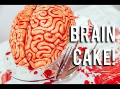 DIY: Make A �Walking Dead� Brain Cake For Halloween