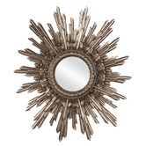 Found it at Wayfair - Chelsea Starburst Mirror